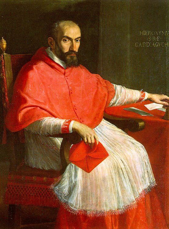 Доменикино . Епископ