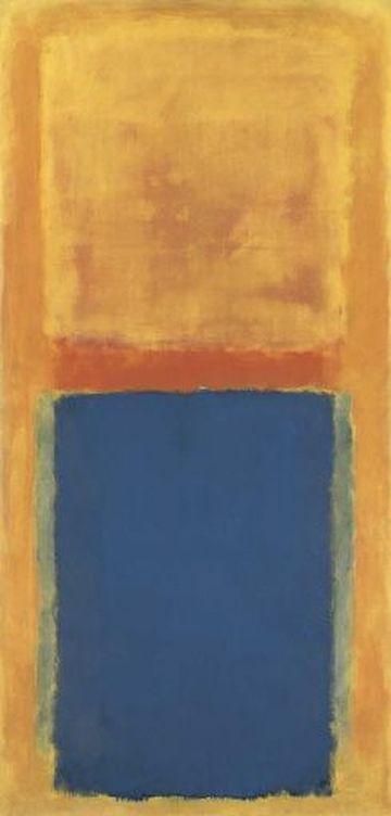 Rothko Mark. Homage To Matisse