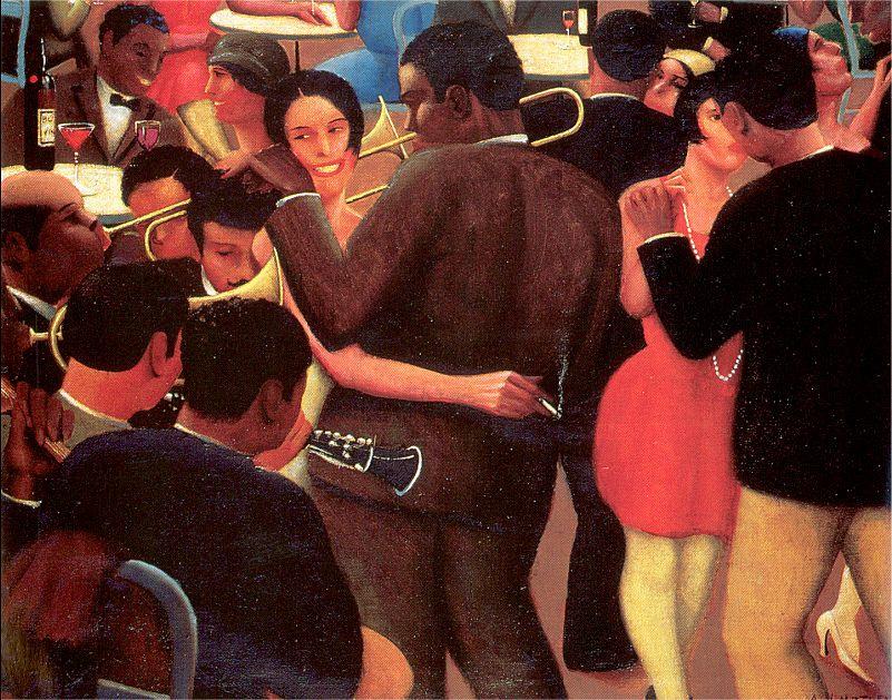 Арчибальд Джон Мотли. Танцы