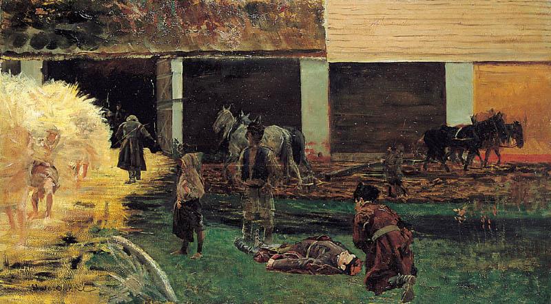 Яцек Мальчевский. Восстание 1863 года