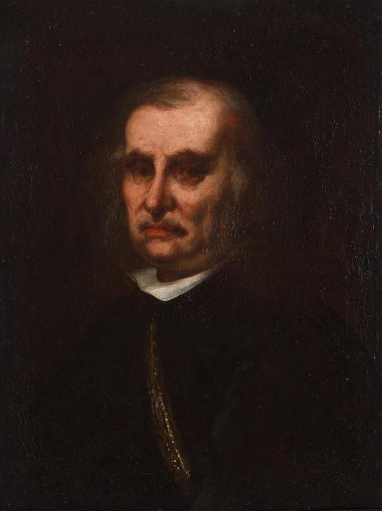 Juan Carreno de Miranda. Автопортрет