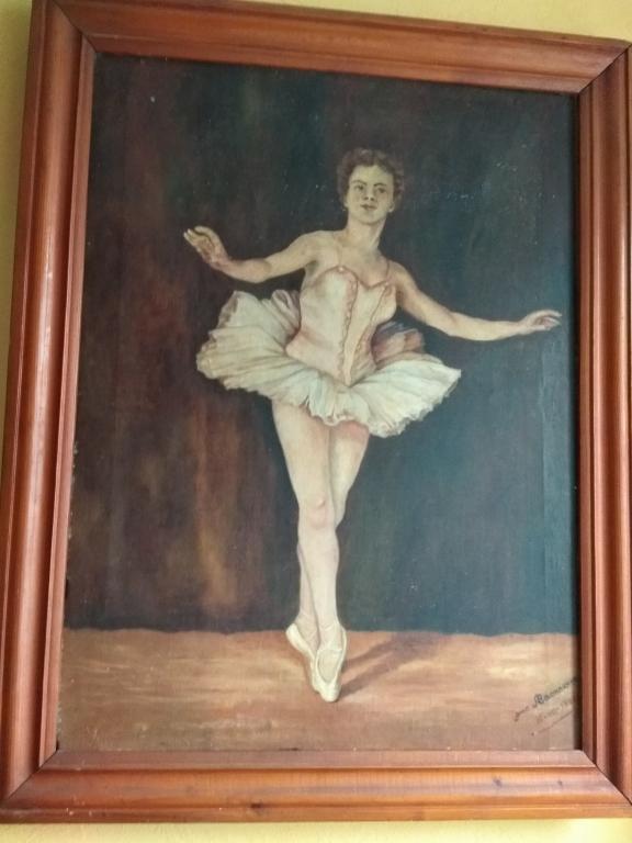 """A. Vasilenko. """"Ballerina"""""""