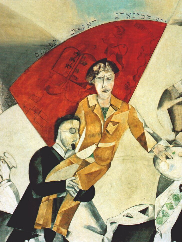 Марк Захарович Шагал. Введение в еврейский театр (фрагмент)