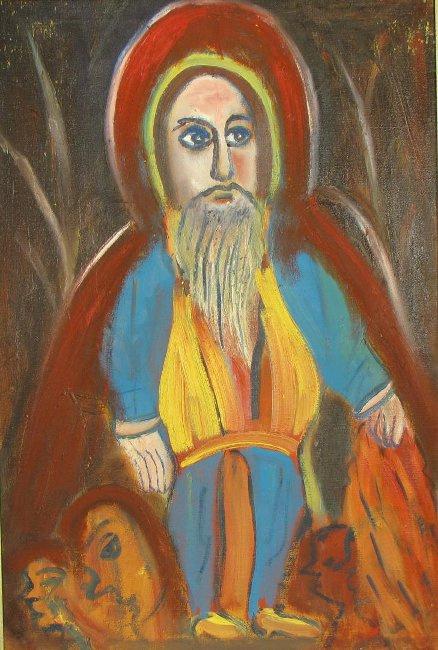 Alexey Vladimirovich Kondratenko. Saint
