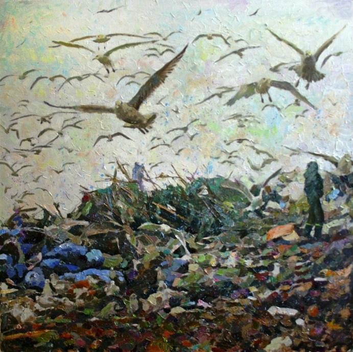 Михаил Рудник. Birds