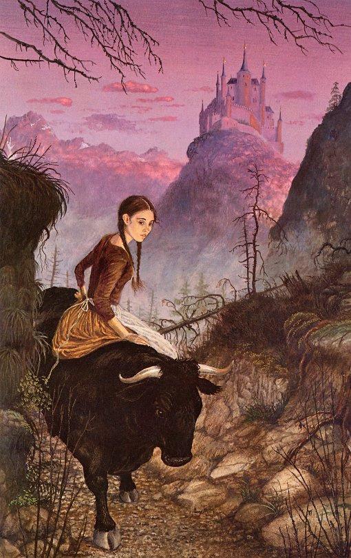 Хуан Вижнгаард. Черный бык