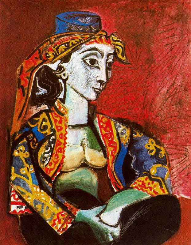 Пабло Пикассо. Сюжет 131
