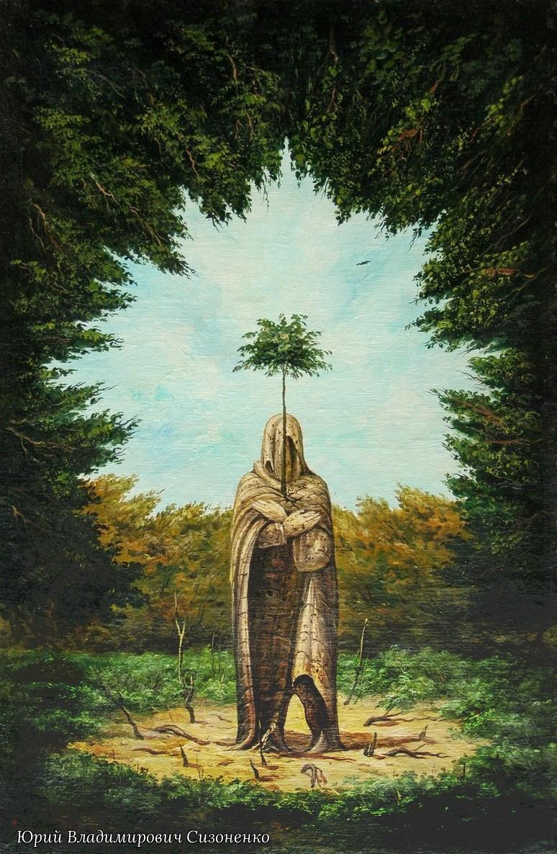 Yuri Vladimirovich Sizonenko. The sacrament of life.