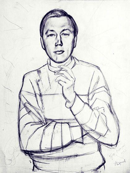 Александр Иванович Дронов. Гусар Валерий 1952