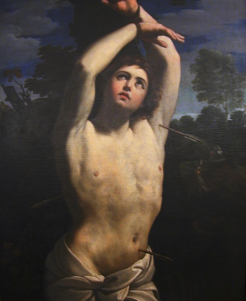Giovanni Francesco Guercino. Arrows