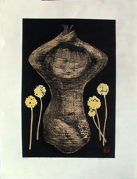 Каору Кавано. Цветы вокруг