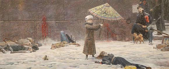 Pavel Viktorovich Ryzhenko. Umbrella