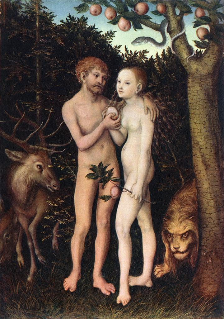 human nature in the story of adam and eve Peacocke: i think many theologians, certainly in most of the 20th century, have not taken the story of adam and eve as a literal story they're taking it as a great myth -- that is, a story which is told to convey a theological truth, namely about the alienation of human beings from each other, from nature, and from god.