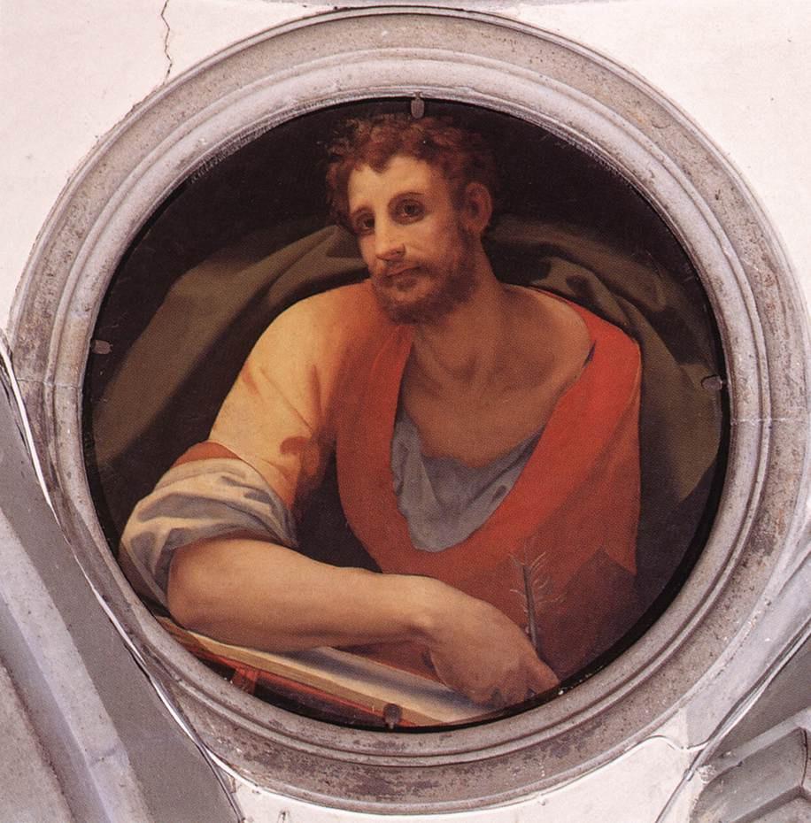 Agnolo Bronzino. Saint Mark
