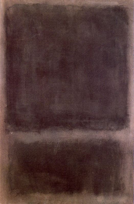 rothko thesis Mark rothko was born marcus part of the thesis behind the play red is that by accepting the four seasons restaurant commission rothko found himself.