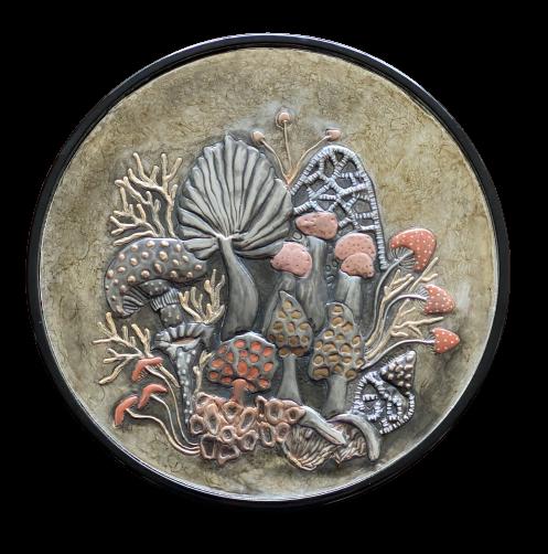 Ninette Kruger. Fabulous Fungi