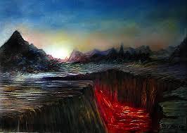 Cristina de biasio. Washes among the glaciers