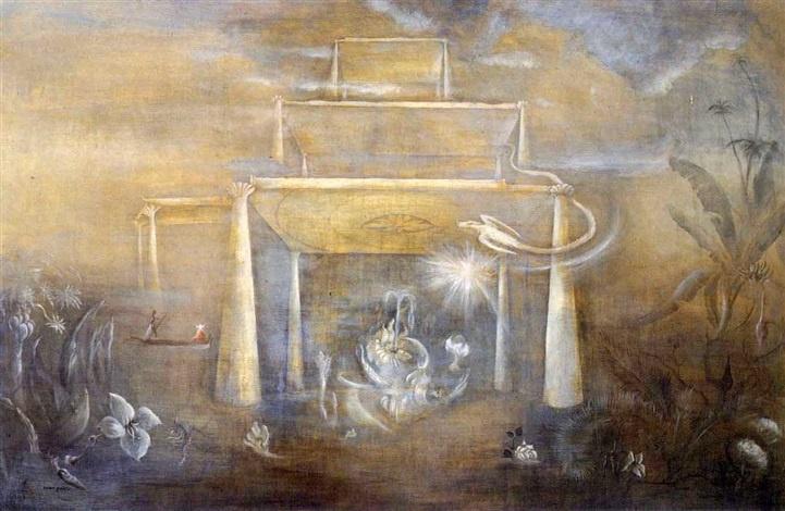 Leonora Carrington. The Landscape Of Venus