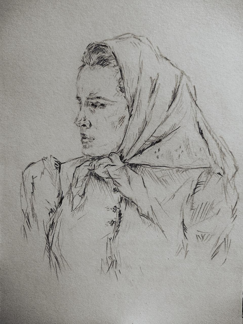 Evgeniya. Kazak's women