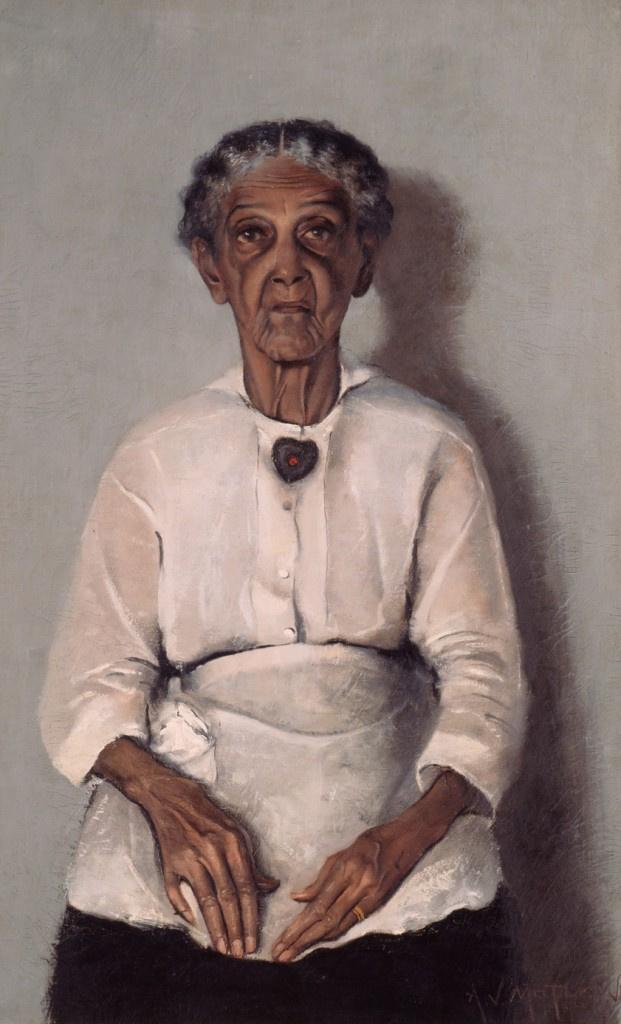 Арчибальд Джон Мотли. Портрет моей бабушки