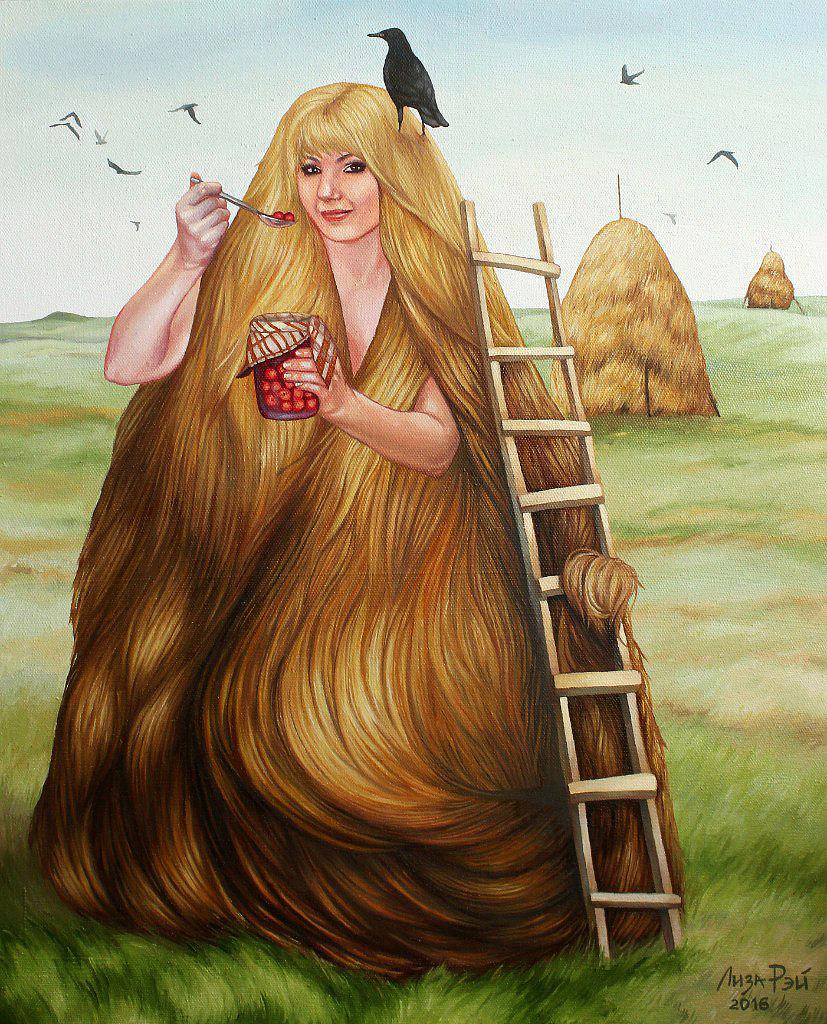 Lisa Ray. Autumn stack