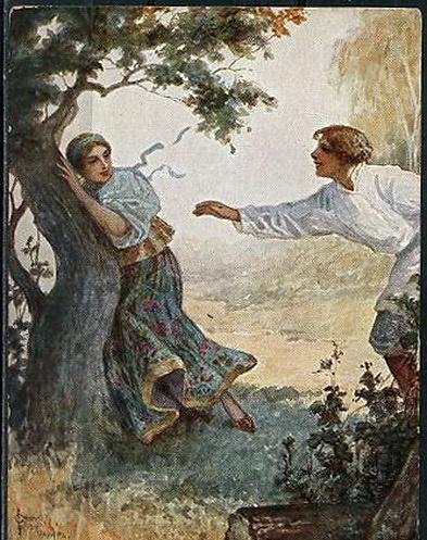 Сергей Сергеевич Соломко. Догоняя девушку