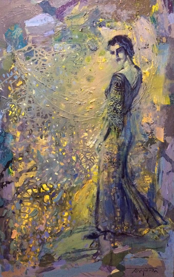 Polina Evgenevna Zaremba. La lune