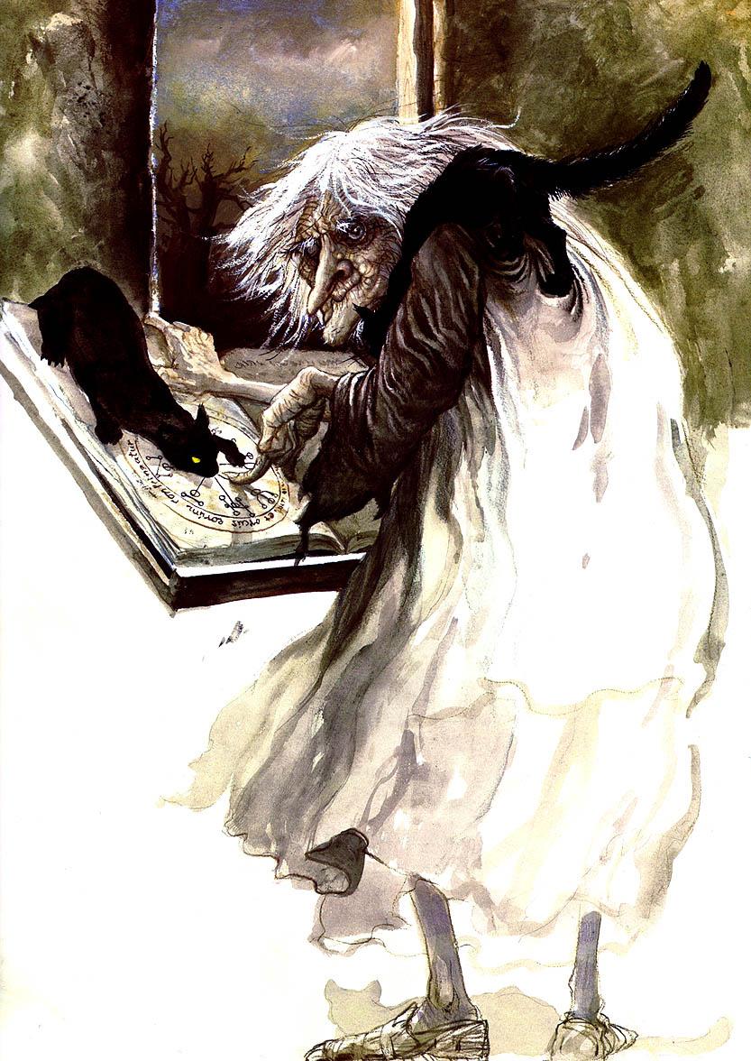 Joseph Smith. Wicked witch