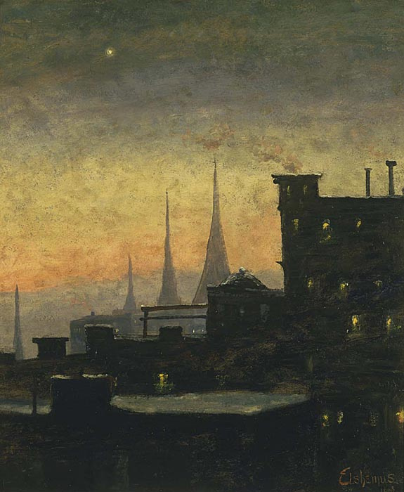 Luis Aylshmeus. New York