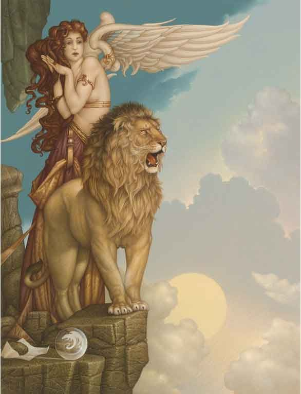 Майкл Паркес. Возвращение льва