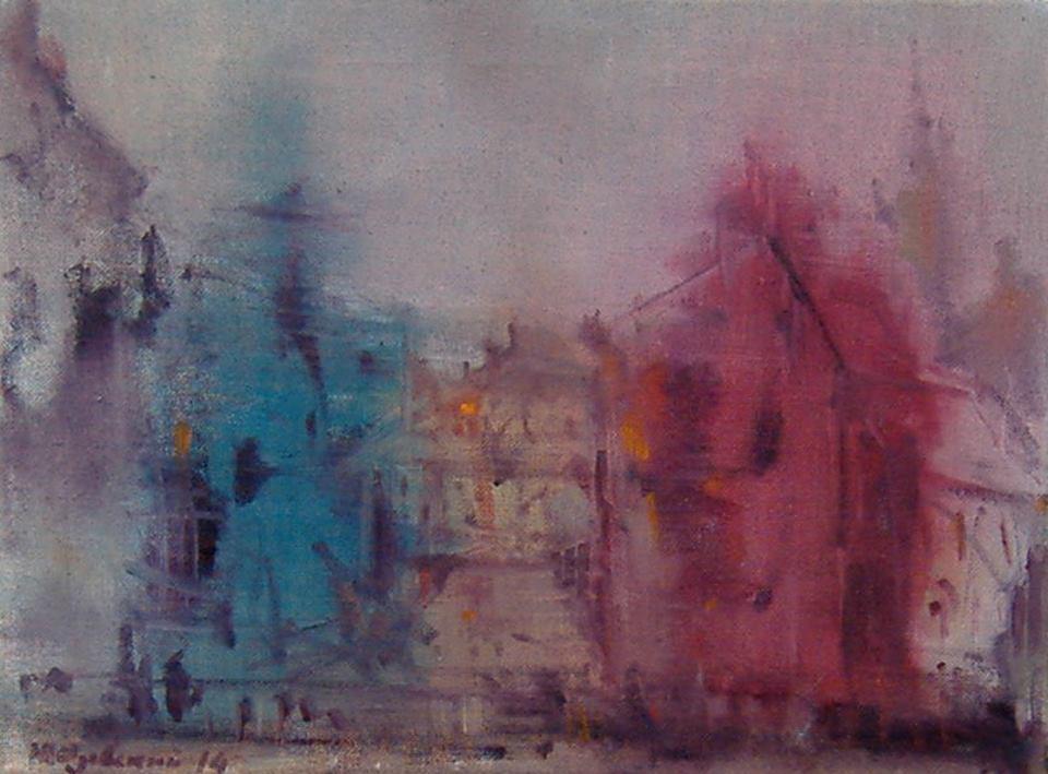 Michael Yudovsky. The Amsterdam study