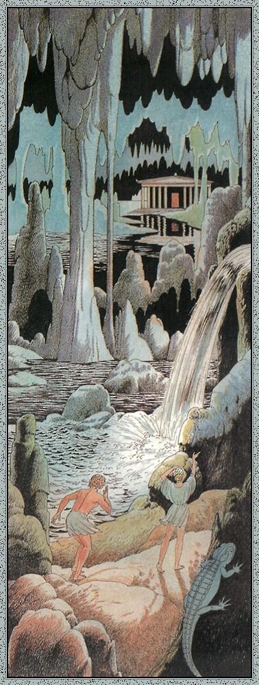 Джованни Казелли. Вода