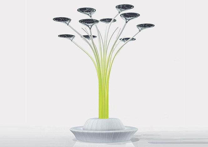 Росс Лавгроув. Solar Tree. Artemide