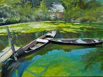 Kuznetsov N.. Two boats