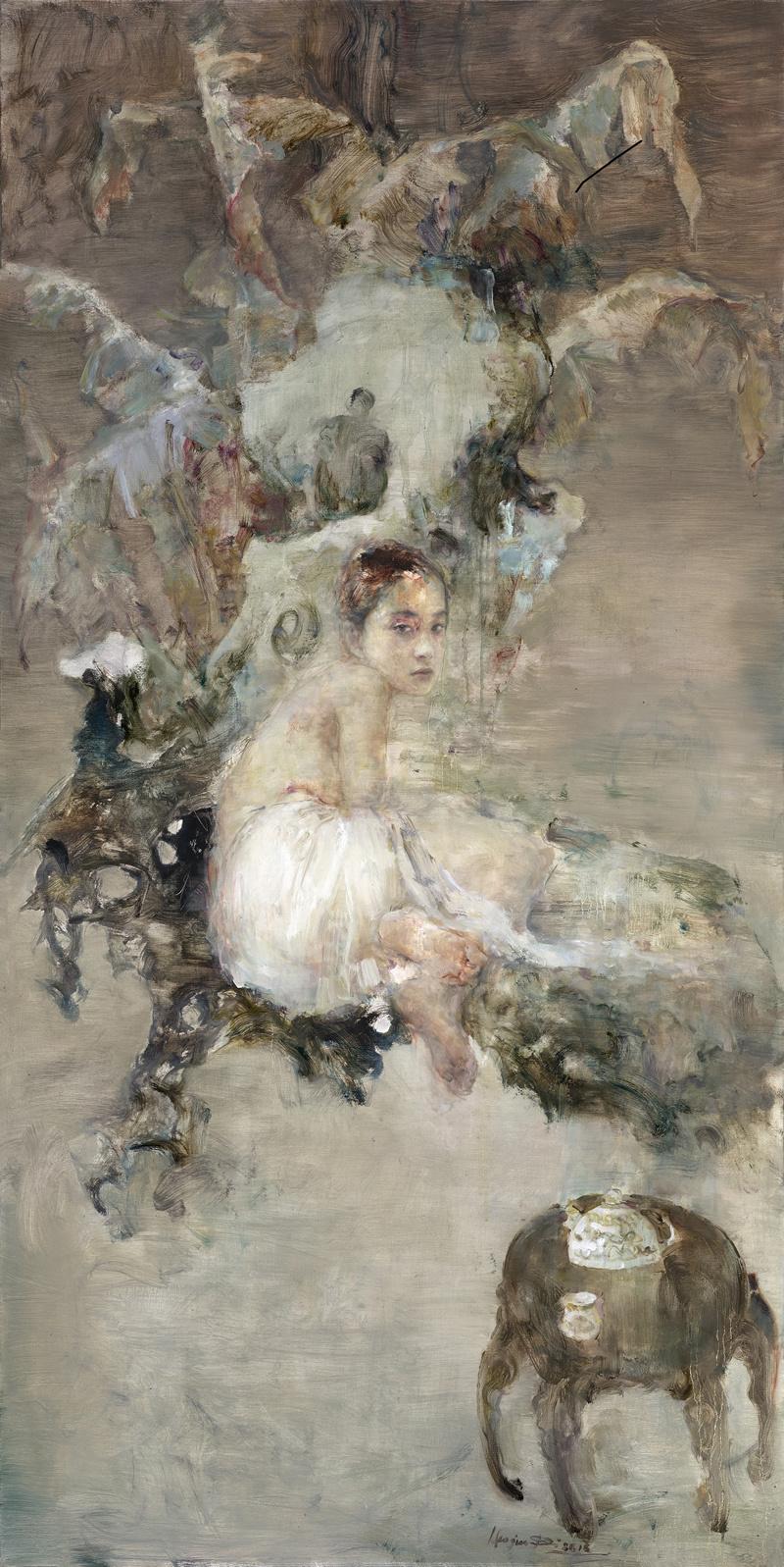 Hu Jun Di. Solitude