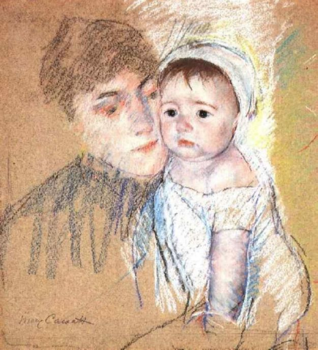 Baby bill in cap and gown by Mary Cassatte: History, Analysis & Facts