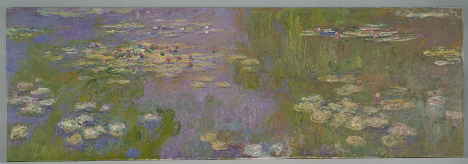 Клод Моне. Водяные лилии (нимфеи)