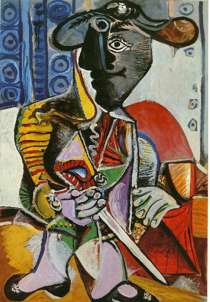 Пабло Пикассо. Матадор