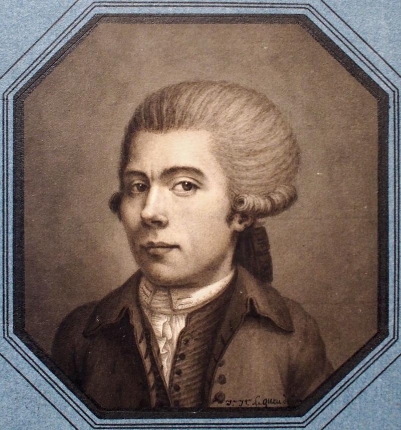 Jean-Jacques Lekeu. Self-portrait