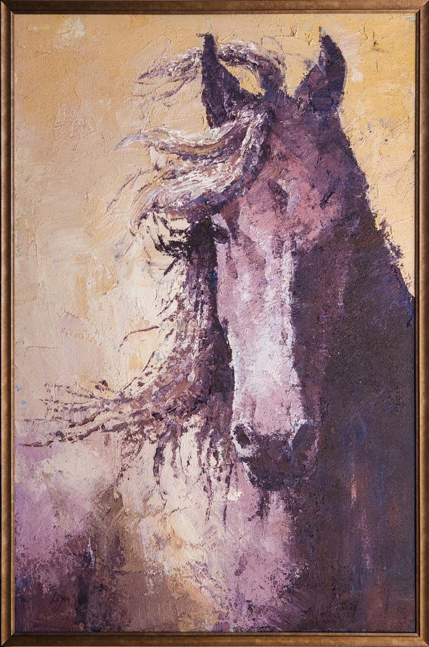 (no name). Horse. Grace