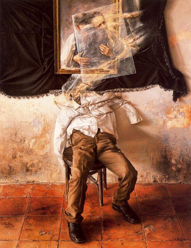 Эдуардо Наранхо. Объятия