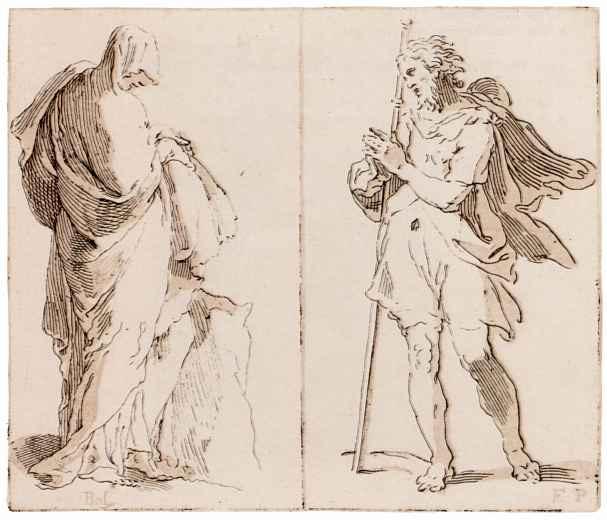 Фредерик Блумарт. Мария и Иосиф