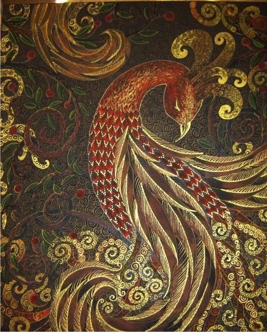Asya Tretyakova. The Firebird