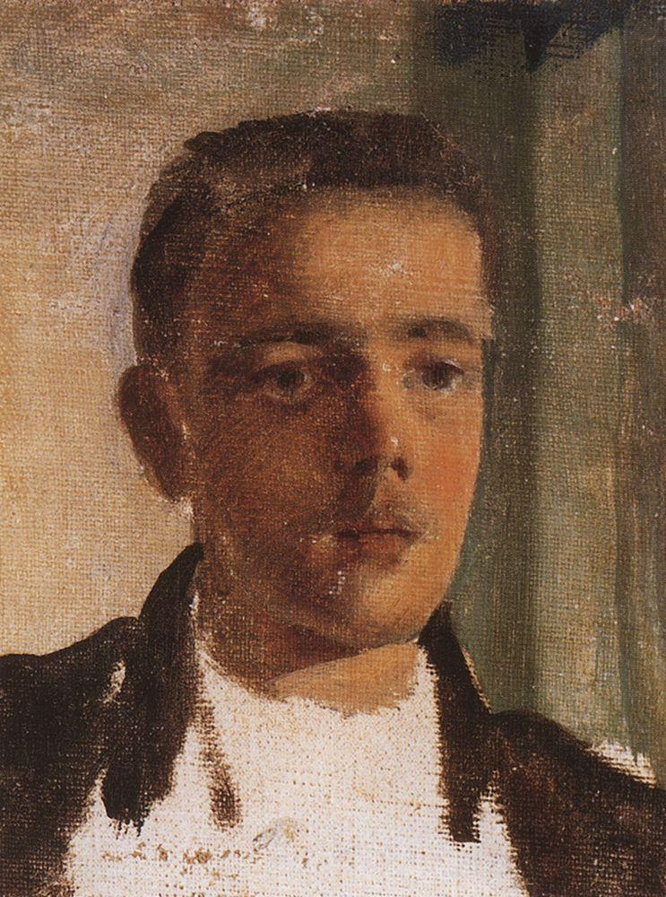 Константин Андреевич Сомов. Портрет Дягилева
