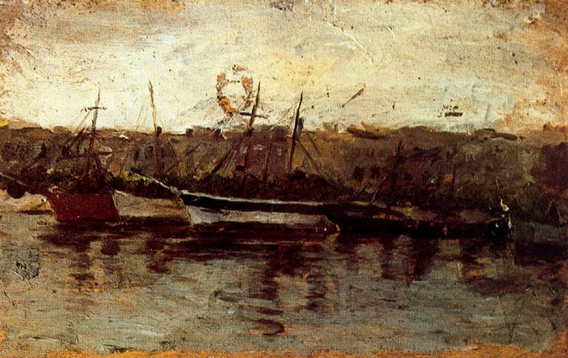 Пабло Пикассо. Корабли