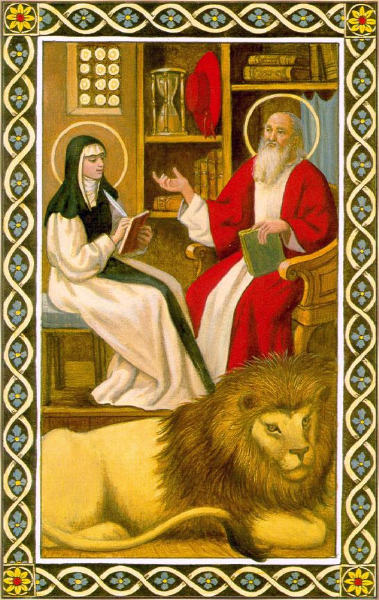Рут Сандерсон. Проповеди святых