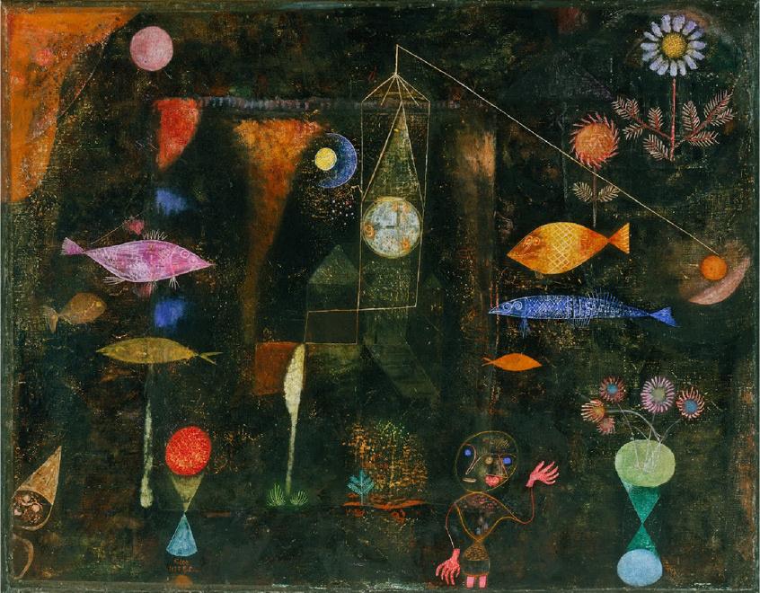 Пауль Клее. Магия рыб