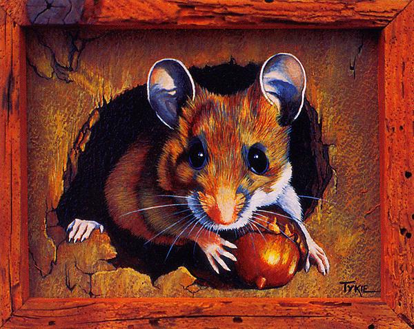 Tuki Ganz. Rodent