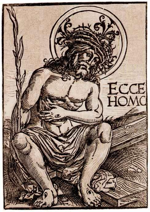 Ханс Вейдиц. Христос-страстотерпец
