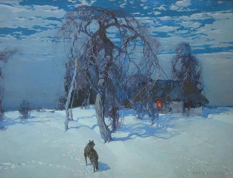 Stepan Fedorovich Kolesnikov (Odessa). Untitled